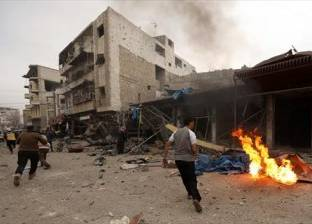 مقتل 14 مدنيا بينهم مسعفان جراء غارات سورية على إدلب