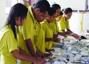 انتخابات تشريعية في تيمور الشرقية بعد حملات متوترة