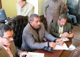 بالصور| أهالي سيدي سالم يشكون من انقطاع الكهرباء وعدم رصف الشوارع