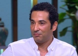 """عمرو سعد عن أول """"ريد كاربت"""" في حياته: """"استلفت البدلة من صاحبي"""""""