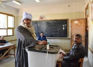 إقبال محدود في انتخابات النواب التكميلية بجرجا