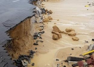 """مشاهد من الطقس السيئ بعيون مصريين مقيمين بالكويت: """"نايمين في الميه"""""""