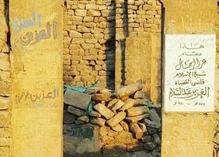 انهيار ضريحين بـ«الشافعى».. وأئمة الأوقاف: نحن نهين علماءنا