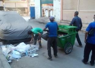 محافظ سوهاج: حملة مكبرة لتجميل شوارع المحافظة بعد احتفالات عيد الأضحى