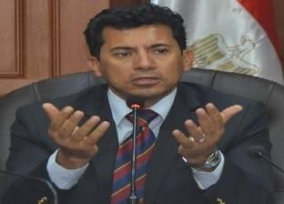وزير الرياضة: 40 ألف مشجع في مباراة مصر والنيجر