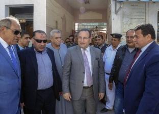 محافظ الإسكندرية: انتظام العمل بجميع اللجان الانتخابية
