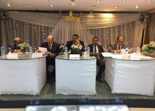 مجلس نقابة العلميين يعقد أول اجتماع له عقب الانتخابات