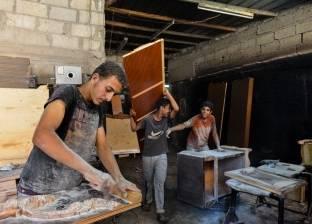 30 % من ورش «الشعراء» أغلقت أبوابها بسبب ارتفاع أسعار الخامات وتراجع التسويق