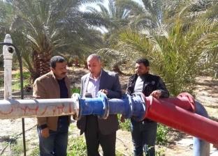 """""""الري"""": حفر وتجهيز آبار مياه جوفية بـ164 مليون جنيه في الوادي الجديد"""