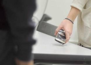 الأهالي يلقون القبض على شخص بعد سرقته هاتف بالقرين في الشرقية