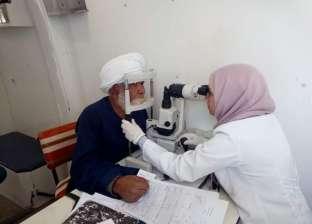 كشف وعلاج 948 حالة على نفقة الدولة في قافلة طبية بالغردقة