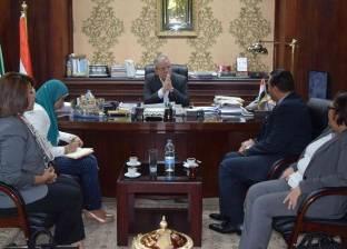 مساعد وزير التنمية المحلية: يوجد 715 ألف مواطن أمي في المنيا