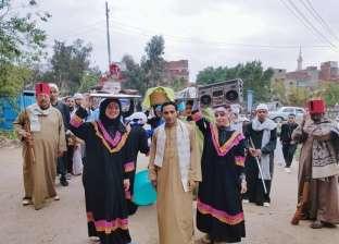 تحت شجرة الجميز.. قصر ثقافة علي مبارك يحيي زفة عروس القرن الـ19