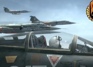 """""""نسور في السماء"""".. فيلم تسجيلي يحتفي بأبطال القوات الجوية في عيدهم"""