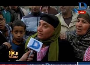 بالفيديو| تهديد بطرد الأهالي من مساكن السكة الحديد بكفر الشيخ