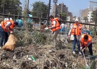 تنظيف النيل