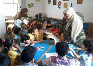بالصور| تواصل فعاليات الورش الفنية بقصر ثقافة طور سيناء