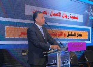 """""""عرفات"""": الربط السككي ينطلق من محطة السد العالي لـ""""أبو حمد"""" السودانية"""