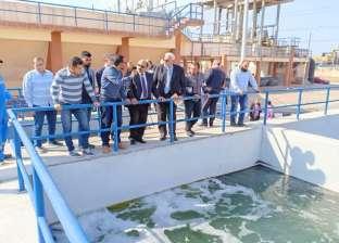 """""""مياه القناة"""": تجديد مرافق بورسعيد لاستيعاب الكثافة السكانية"""