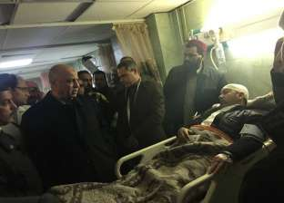 تفاصيل حادث إصابة نائب مطروح وأسرته ومصرع نجلته في طريق العلمين وادي النطرون