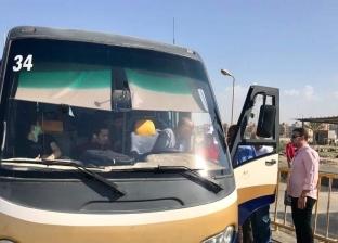 التضامن: الكشف عن تعاطي المخدرات لـ 600 سائق على الطريق السريع بدمياط