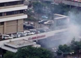 عاجل| إطلاق نار بين الشرطة الإندونيسية ومسلحين عقب انفجارات جاكرتا