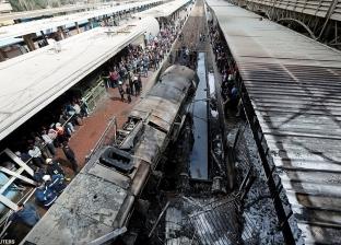 """وكيل """"نقل البرلمان"""" عن حريق محطة مصر: """"قدر من الله"""""""