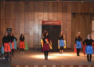 """""""شارع المصريين بكرة"""" عرض مسرحي لـ""""ثقافة المنيا"""""""
