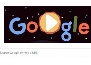 """بفيديو تعبيري.. جوجل يحتفل بـ""""يوم الأرض"""" على صفحته الرئيسية"""