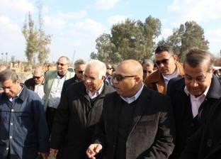 وزير النقل: الطريق الدائري الأقليمي سيزيد من حركة التجارة الداخلية ويقلل من الكثافة المرورية