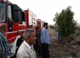 مصادرة 16 إطار سيارة بدون فواتير في حملات تموينية بالغربية