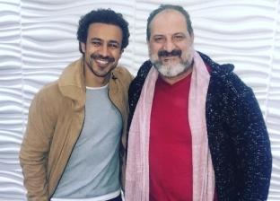 "أحمد داود: لم أنطق بلفظ خارج فى ""ولاد رزق 2"""