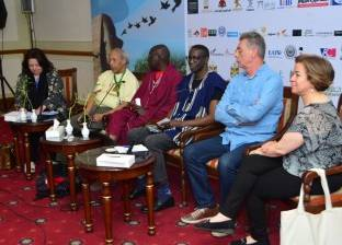 """""""الأقصر للسينما الإفريقية"""" يقيم ندوة عن معوقات التنمية وآلية تجاوزها"""