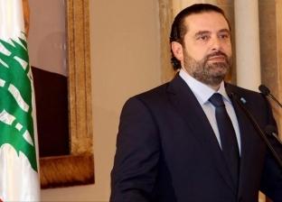 """""""الحريري"""" يعزي """"السيسي"""" في حادث قطار محطة مصر"""