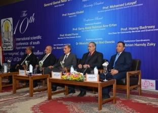 """انطلاق فعاليات المؤتمر الدولي الـ10 لمعهد """"مصر للأورام"""" بجامعة أسيوط"""