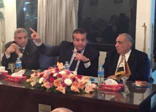 عبدالغفار يشهد فعاليات ندوة الجمعية المصرية الإكلينيكية لطب الأسنان