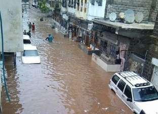 سكان منازل «السيول» بأسيوط: بيوتنا آيلة للسقوط