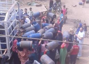 ممدوح غراب يبحث التوسع في توزيع أسطوانات الغاز بالشرقية