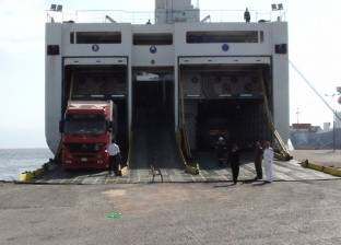 إعادة فتح ميناء نويبع البحري بعد تحسن الطقس في البحر الأحمر