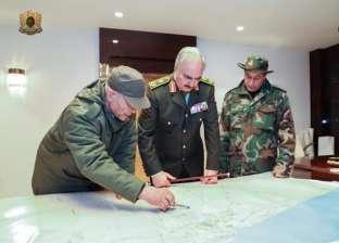 عاجل.. الجيش الوطني الليبي يؤكد سيطرته على التوغار قرب مطار طرابلس