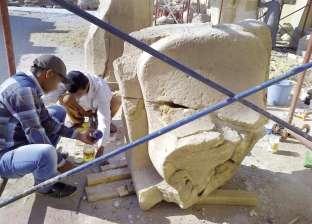 الأماكن الأثرية ترفع شعار «بعد الترميم.. ممنوع الدخول».. رغم عمليات الترميم المتكرّرة من وزارة الآثار.. المصير واحد