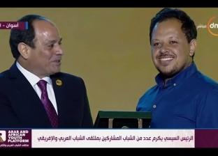 """الفنان الرقمي عمرو الشامي في حوار خاص لـ""""الوطن"""": السيسي أول من كرمني في مصر"""