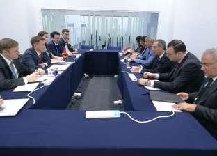 وزير الاتصالات: تعاون مصري روسي في التصنيع الإلكتروني والتحول الرقمي