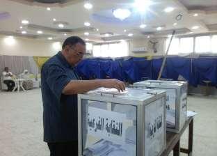 """""""بيطريين أسيوط"""" يصوتون في انتخابات التجديد النصفي للنقابة العامة"""