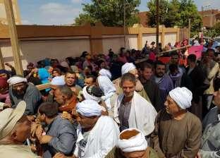 محافظ بني سويف: انتظام سير التصويت بالتعديلات الدستورية