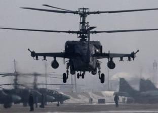 عاجل| أنباء عن فقدان الاتصال بمروحية روسية تقل 25 شخصا