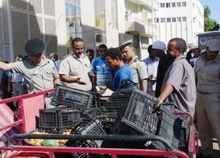 أمن القاهرة: تنفيذ 450 قرار إزالة وتحرير 185 محضر إشغال طريق