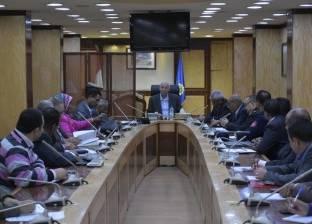 """تشكيل لجنة فنية لحماية وتأمين طريق """"أسوان - القاهرة"""" الزراعي"""