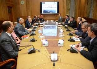 الإنتاج الحربي وقطاع الأعمال يبحثان التعاون لإنشاء مصنع البولي سيلكون