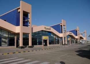 تركيب أحدث محطة أرصاد جوية بالشرق الأوسط في مطار مرسى علم